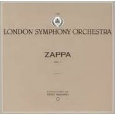 ZAPPA FRANK - LONDON SYMPHONY ORCHESTRA VOL.1 + 2