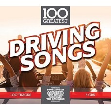 100 GREATEST DRIVING ROCK - V.A.