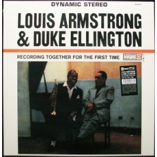 ARMSTRONG LOUIS/DUKE ELLINGTON - TOGETHER FOR THE FIRST TIME/180G
