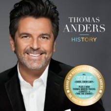 ANDERS THOMAS - HISTORY(DELUXE)(2016)