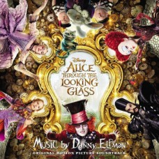 ALICE THROUGH THE LOOKING GLASS - O.S.T.