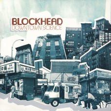 BLOCKHEAD - DOWNTOWN SCIENCE (CD+DVD)