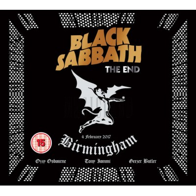 BLACK SABBATH - END