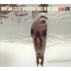 A-HA - HOW CAN I SLEEP WITH YOUR VOICE IN MY HEAD/LIVE