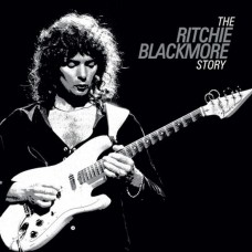 BLACKMORE, RITCHIE - UNEASY RIDER CD+BRD  (THE R. B. STORY)