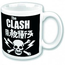 CLASH BOXED MUG: SKULL & CROSSBONES