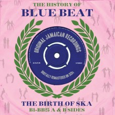 HISTORY OF BLUE BEAT - V.A.
