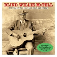 BLIND WILLIE MCTELL - ULTIMATE BLUES COLLECTION