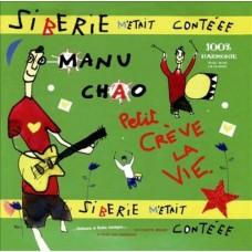 MANU CHAO - SIBERIEM'ÉTAITCONTÉEE2LP+CD