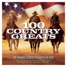 100 COUNTRY GREATS - V.A.