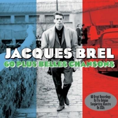 BREL JACQUES - 60PLUSBELLESCHANSONS