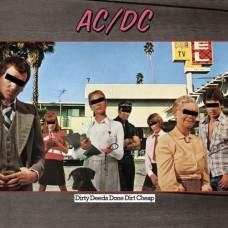 AC/DC - DIRTYDEEDSDONEDIRTCHEAP