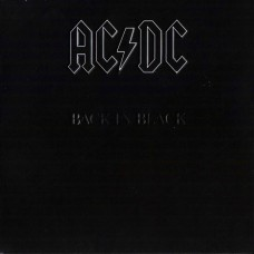 AC/DC - BACK IN BLACK- REMASTERED-