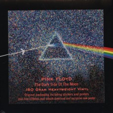 PINK FLOYD - DARK SIDE OF THE MOON/180G