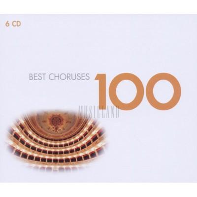 100 BEST CHORUSES - V.A.