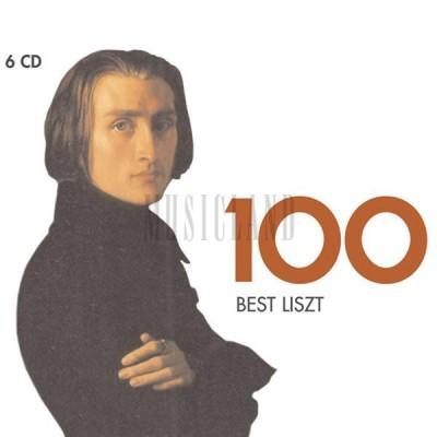 100 BEST LISZT - V.A.