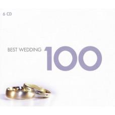 100 BEST WEDDING - V.A.