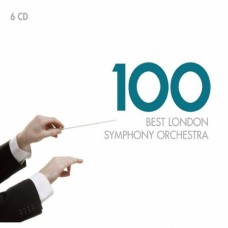 100 BEST LONDON SYMPHONY ORCHESTRA - V.A.