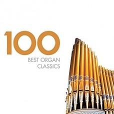 100 BEST ORGAN CLASSIC - V.A.