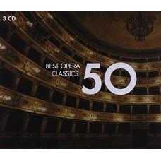 50 BEST OPERA CLASSIC - V.A.