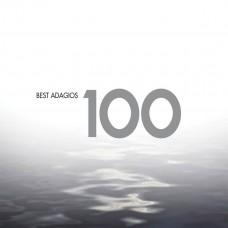 100 BEST ADAGIOS - V.A.