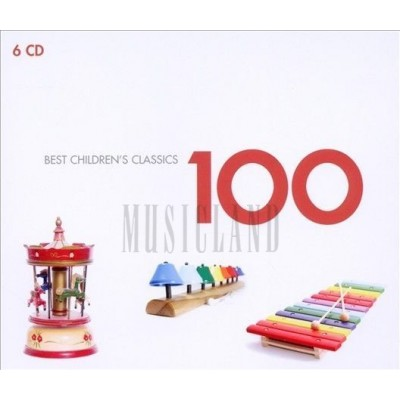 100 BEST CHILDREN´S CLASSIC - V.A.