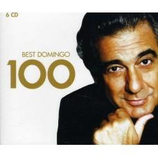 100 BEST DOMINGO - V.A.