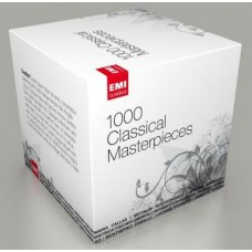 1000 CLASSICAL MASTERPIECES - V.A.