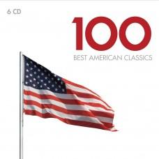 100 BEST AMERICAN CLASSIC - V.A.