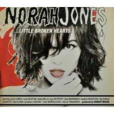 JONES NORAH - LITTLEBROKENHEARTS