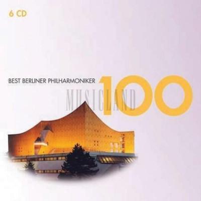 100 BEST BERLINER PHILHARMONIKER - V.A.