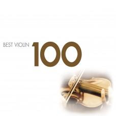 100 BEST VIOLIN - V.A.