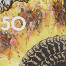 50 BEST OPERETTA - V.A.