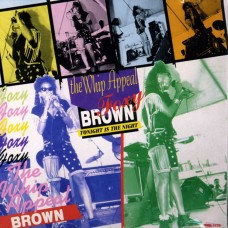 BROWN FOXY - WHIP APPEAL
