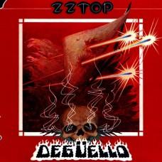 ZZ TOP - DEGUELLO/180G