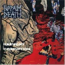 NAPALM DEATH - HARMONYCORRUPTION