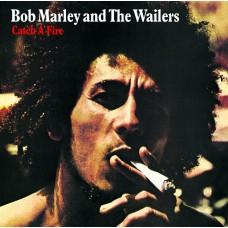 MARLEY BOB - CATCHAFIRE/180G