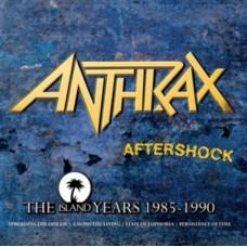 ANTHRAX - AFTERSHOCK/ISLANDYEARS85-90
