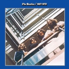 BEATLES - 67-70 BLUE