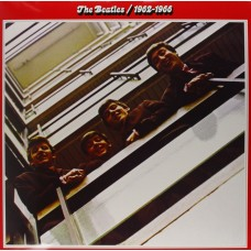 BEATLES - 62-66 RED