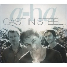 A-HA - CAST IN STEEL/DELUXE