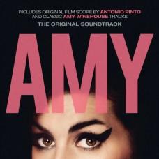 WINEHOUSE, AMY - AMY (DOCUMENTARY MOVIE OST)(2015)