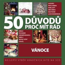 50 DŮVODŮ PROČ MÍT RÁD VÁNOCE - V.A.