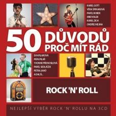 50 DŮVODŮ PROČ MÍT RÁD ROCK N ROLL - V.A.