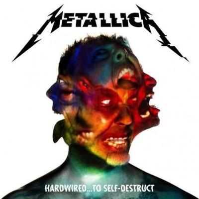 METALLICA - HARDWIRED..TO SELF-DESTRUCT (2016)