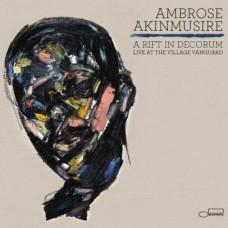 AKINMUSIRE AMBROSE - RIFTINDECORUM:LIVEATTHEVILLAGEVANGUARD