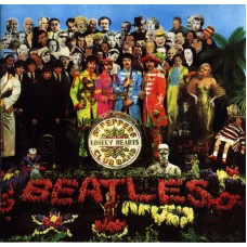 BEATLES - SGT. PEPPER'S LONELY HEART S CLUB BAND