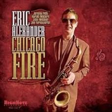 ALEXANDER ERIC - CHICAGO FIRE