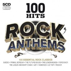 100 HITS ROCK ANTHEMS - V.A.