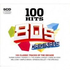 100 HITS 80S ORIGINALS - V.A.
